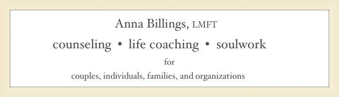 Anna Billings, LMFT